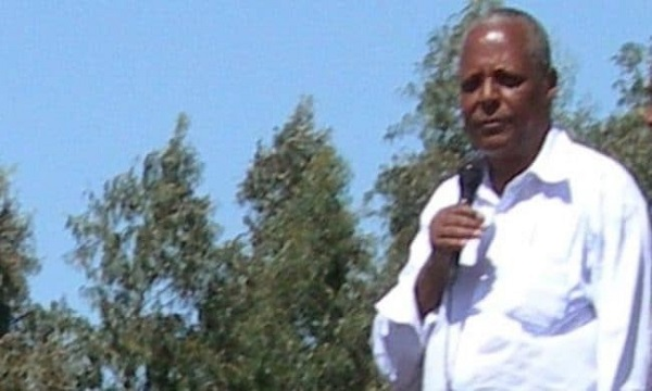 Ethiopia frees opposition leader Merera Gudina