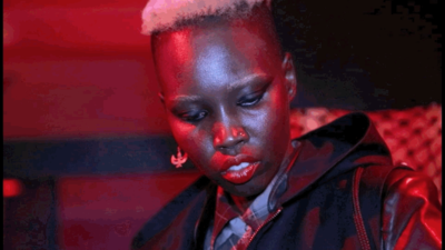 DJ Stiletto uses her face and beats to give a voice to women in South Sudan