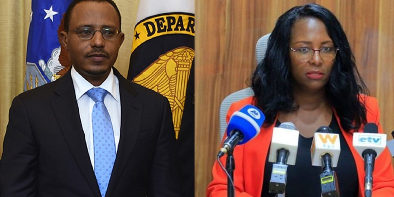 "Ethiopia PM fires Defense Minister and Attorney General as ""Drain The Swamp"" continue at Arat-Kilo."