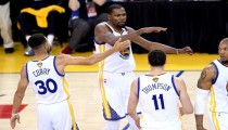 NBA Finals Game 2 takeaways: Warriors overpower Cavs again, take 2-0 lead