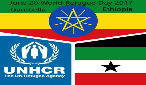 Ethiopia: Gambella chosen to host June 20 World Refugee Day 2017