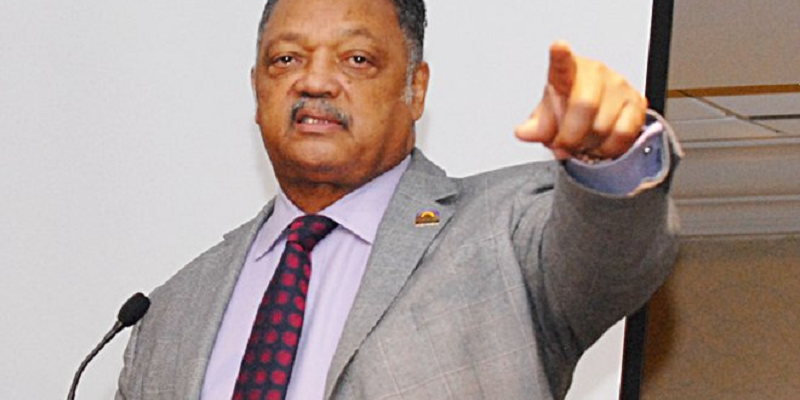 Rev. Jesse L. Jackson, Sr. condemned the approved plan to stop US Foreign Aid to Ethiopia and called on Congress to Intervene.