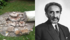 Statue of Ethiopia's last Emperor Haile Selassie destroyed in a park in London