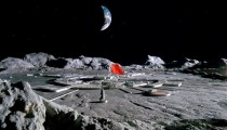 A Chinese space probe successfully touched down on the far side of the moon