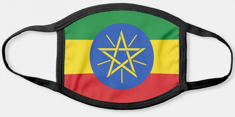 Refusing to wear a mask in Ethiopia can jail people for up to two years
