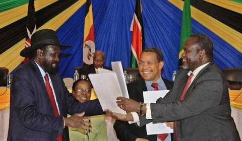 Can South Sudan adopt ethnic-based federal system of government?